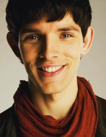 Colin Morgan, aka Merlin