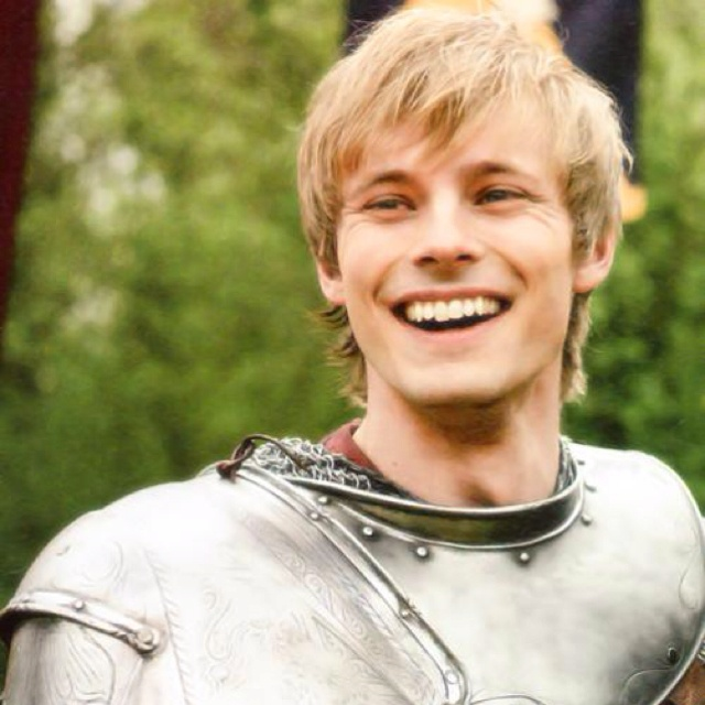 Bradley James as Prince Arthur