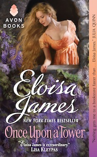 Eloisa James' Once Upon A Tower