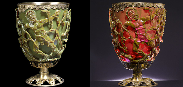 The gorgeous Roman Goblet from link #6