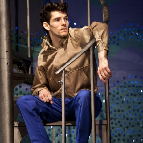 Colin Morgan as Skinny Luke. Photo from Mojo website.