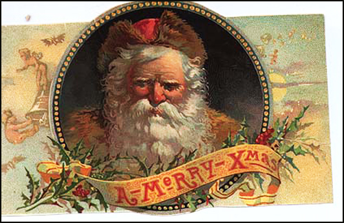 Image from Addicting Info's article on Ten Things You May Not Know About Christmas