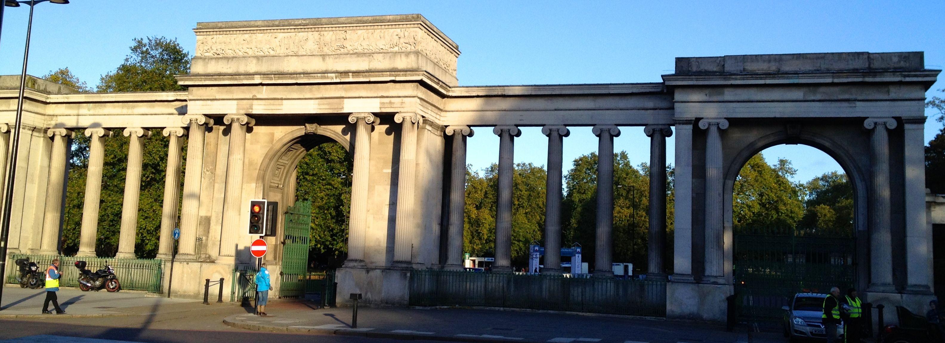 Hyde Park Corner Entry Gate