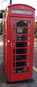 Obligatory British Phone Booth Pic