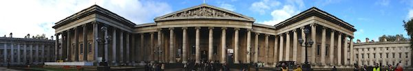 Panorama of British Museum