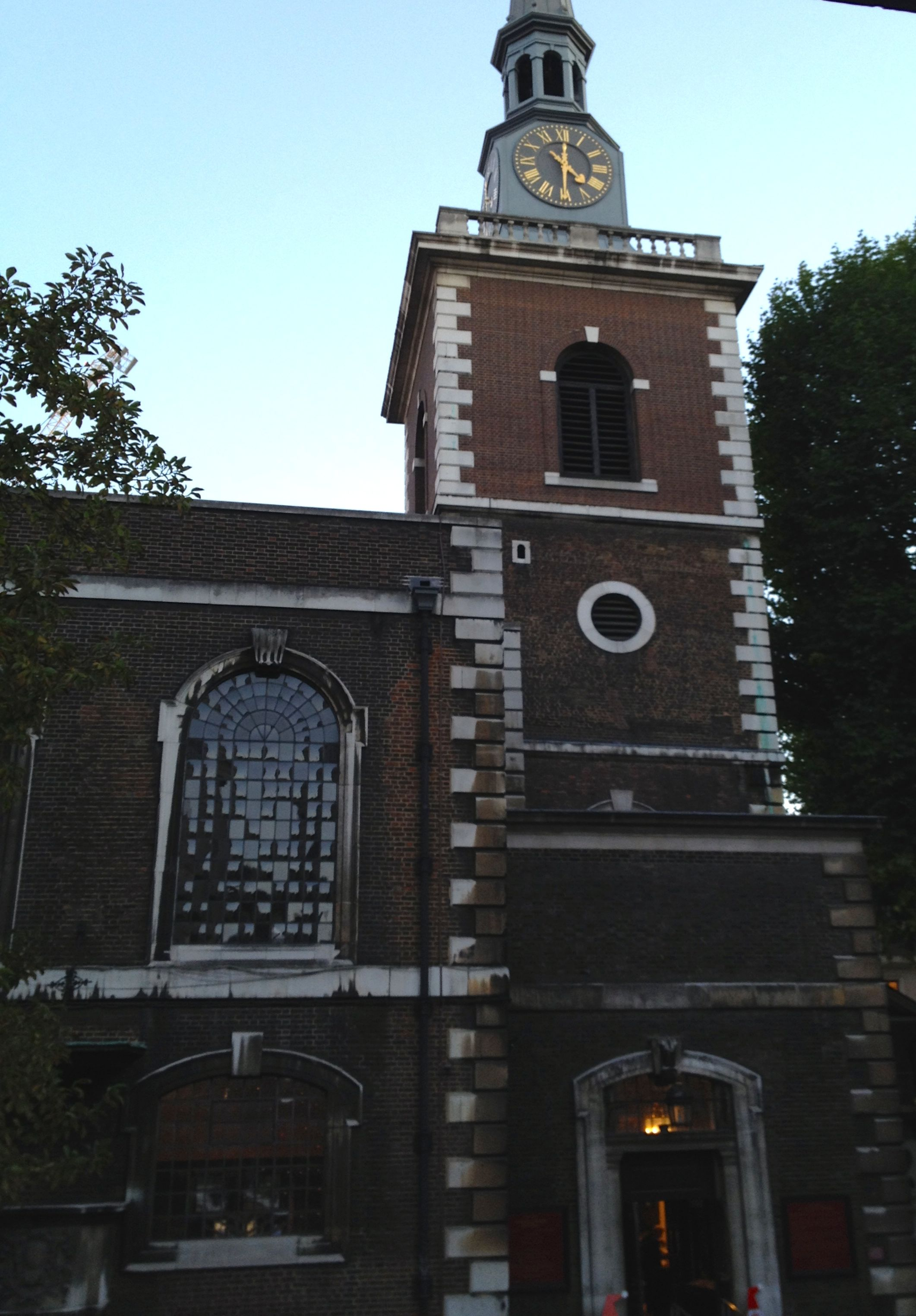 St. James' Church on Piccadilly