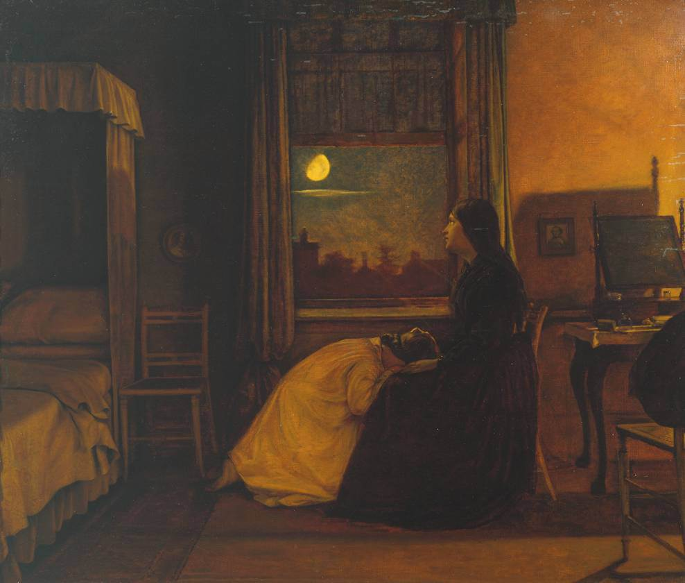 Past and Present, No. 2 1858 Augustus Leopold Egg