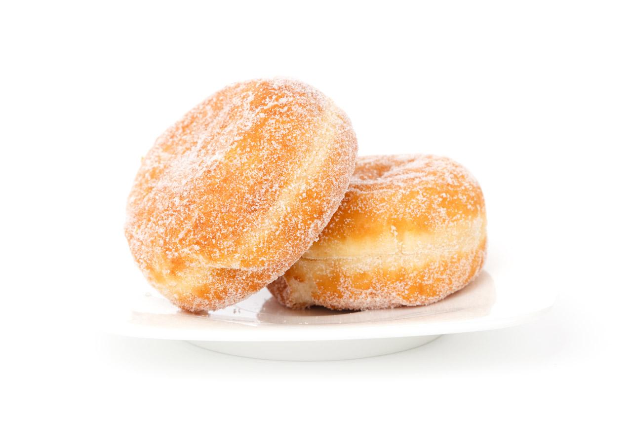 I miss donuts.