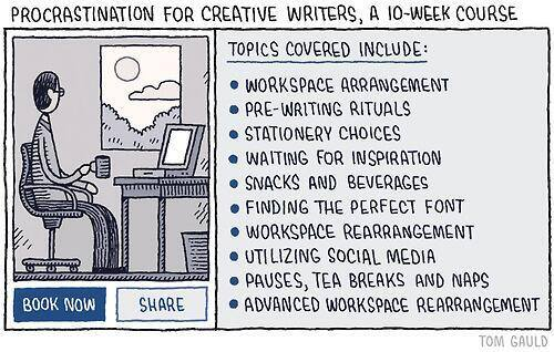 procrastinationwriters