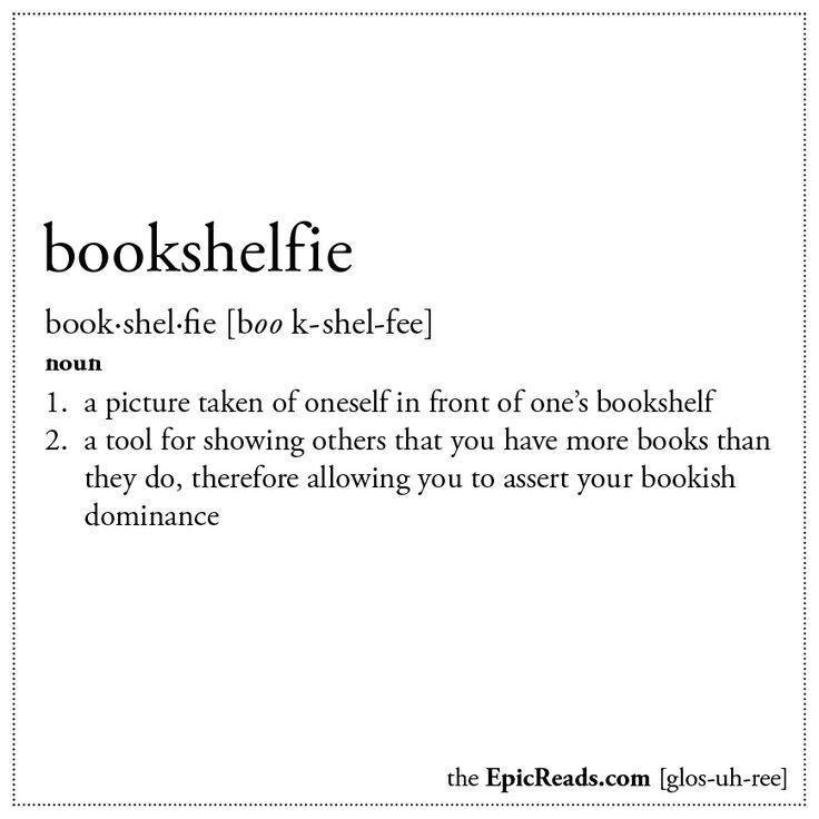 bookshelfie