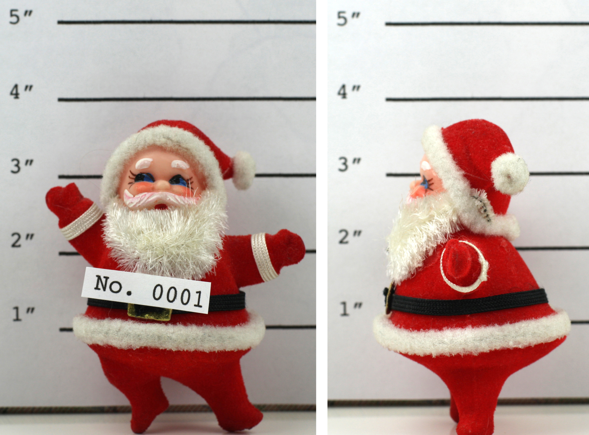 Wanted: Santa Claus. CC artwork by Kevin Dooley.
