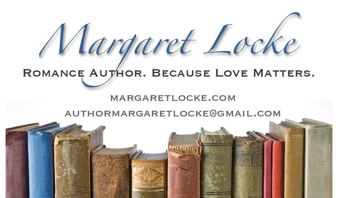 Margaret Locke Business Card