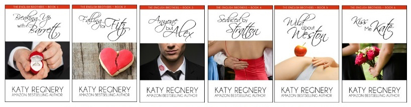 he English Brothers Series by Katy Regnery
