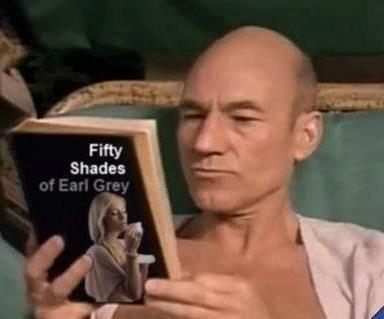 Fifty Shades of Earl Grey