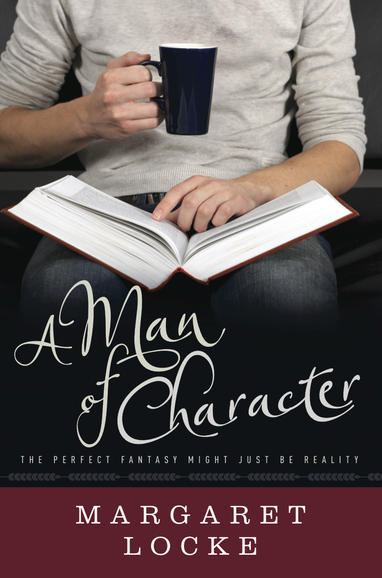 A Man of Character Cover Margaret Locke