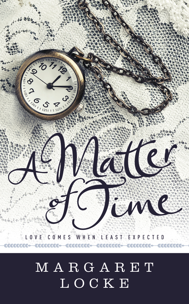 Front Cover of A Matter of Time by Margaret Locke
