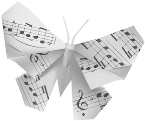 MusicButterfly