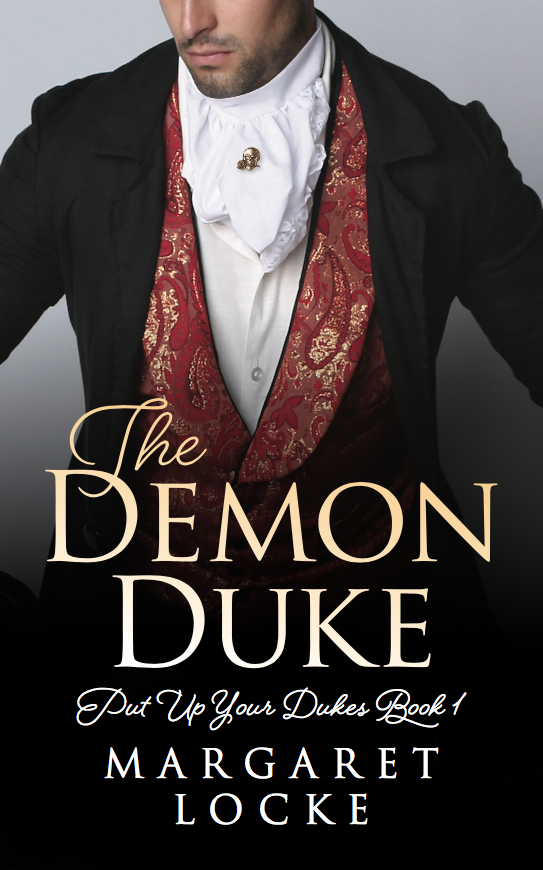 The Demon Duke Cover