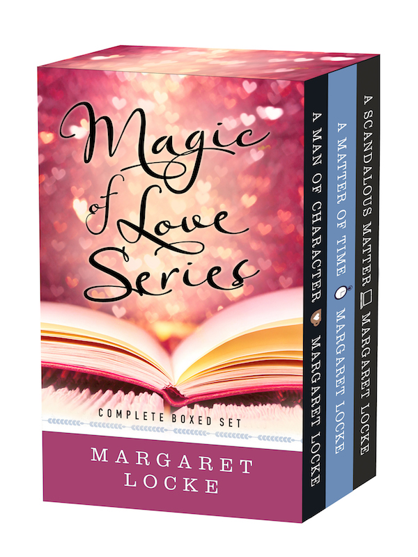 The Magic of Love Series – Kindle Ebook Set