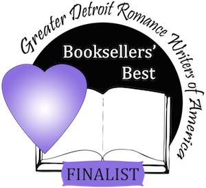 Booksellers Best Finalist Badge