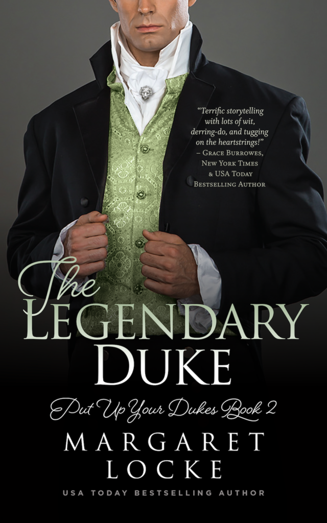 The Legendary Duke cover